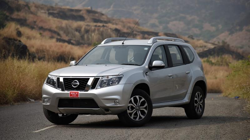 Фото авто Nissan Terrano