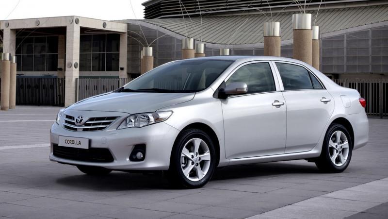 Авто Toyota Corolla