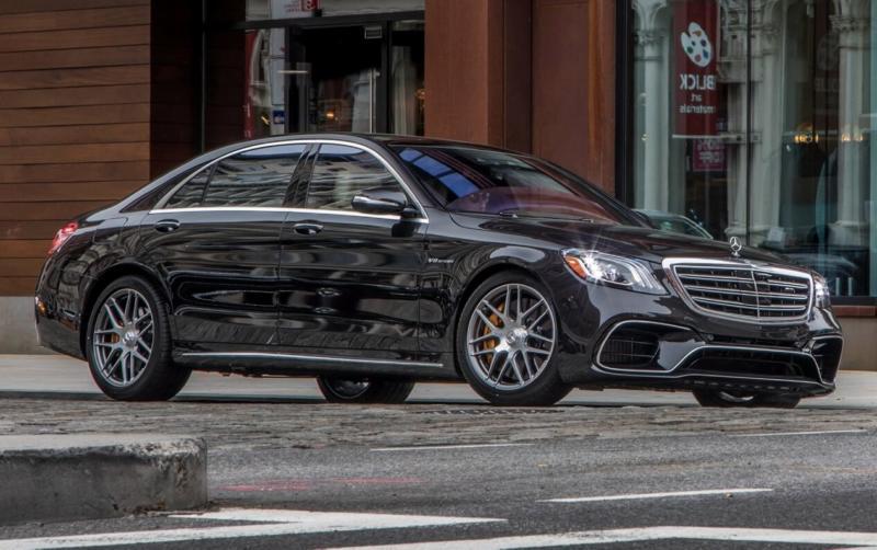 Фото Mercedes-Benz S-Class