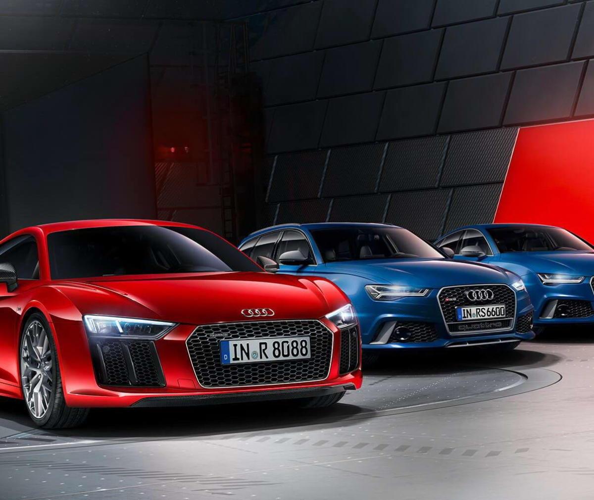 Audi представила новинку для города и расширяет семейство RS-версий