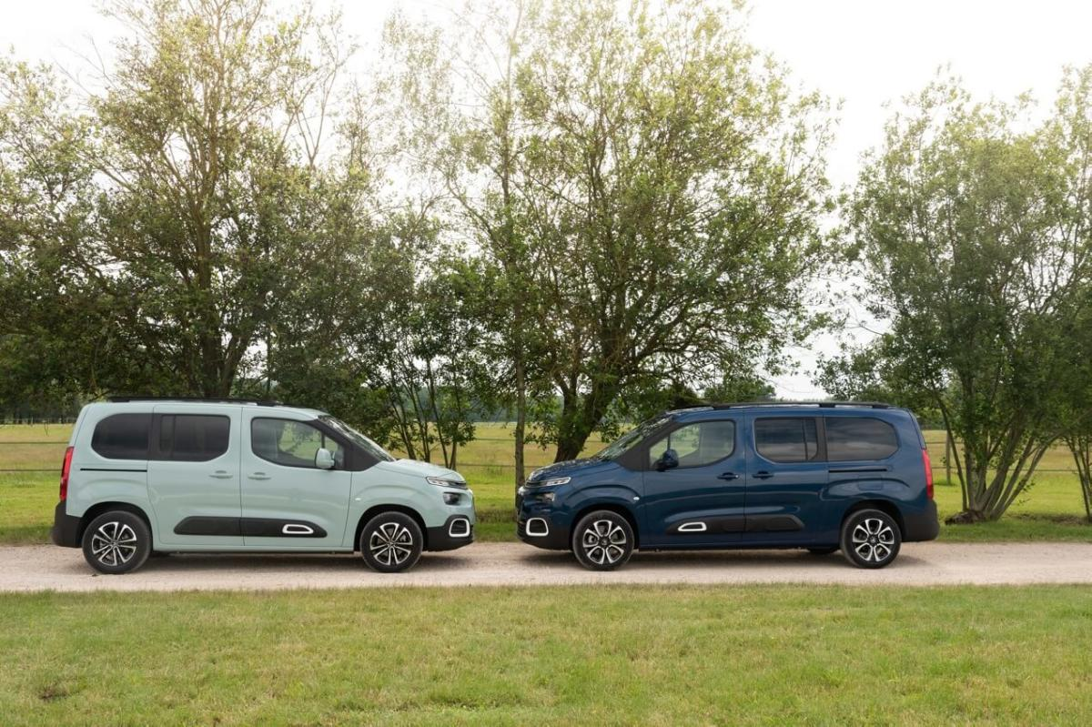 Citroën Berlingo Multispace XL