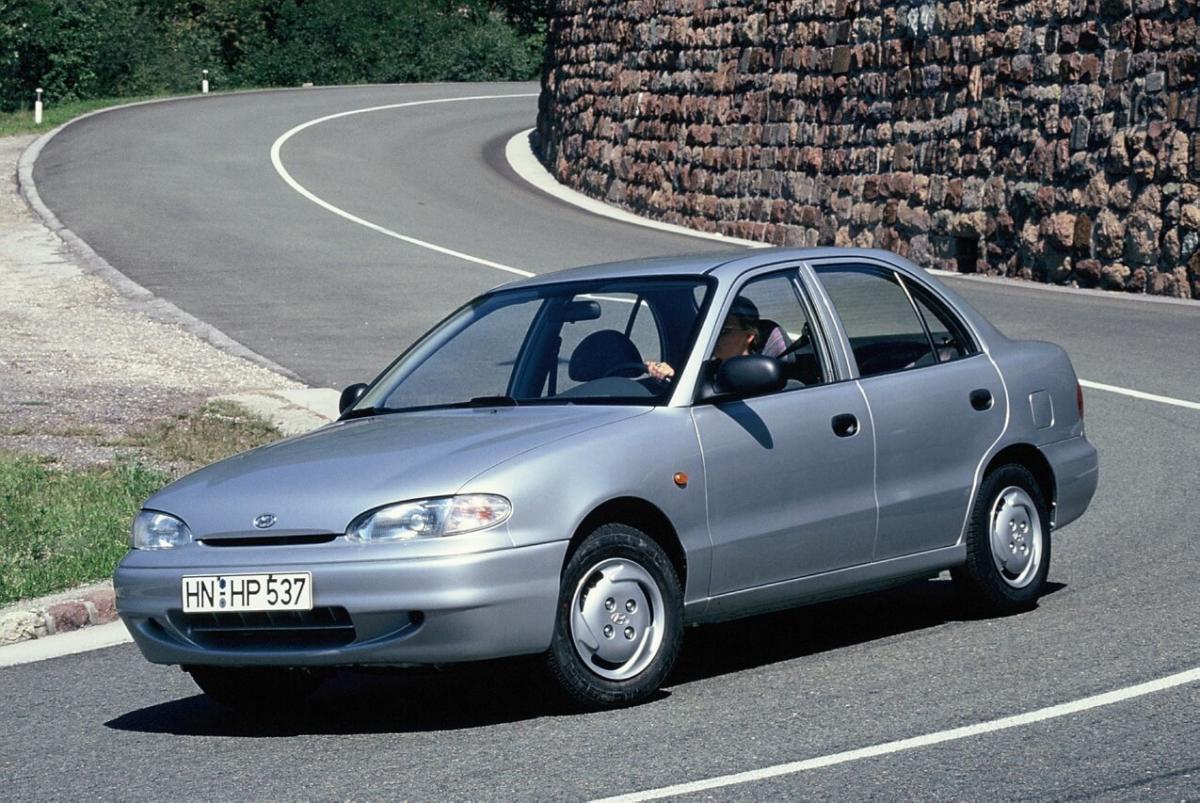 Hyundai Accent (X3)