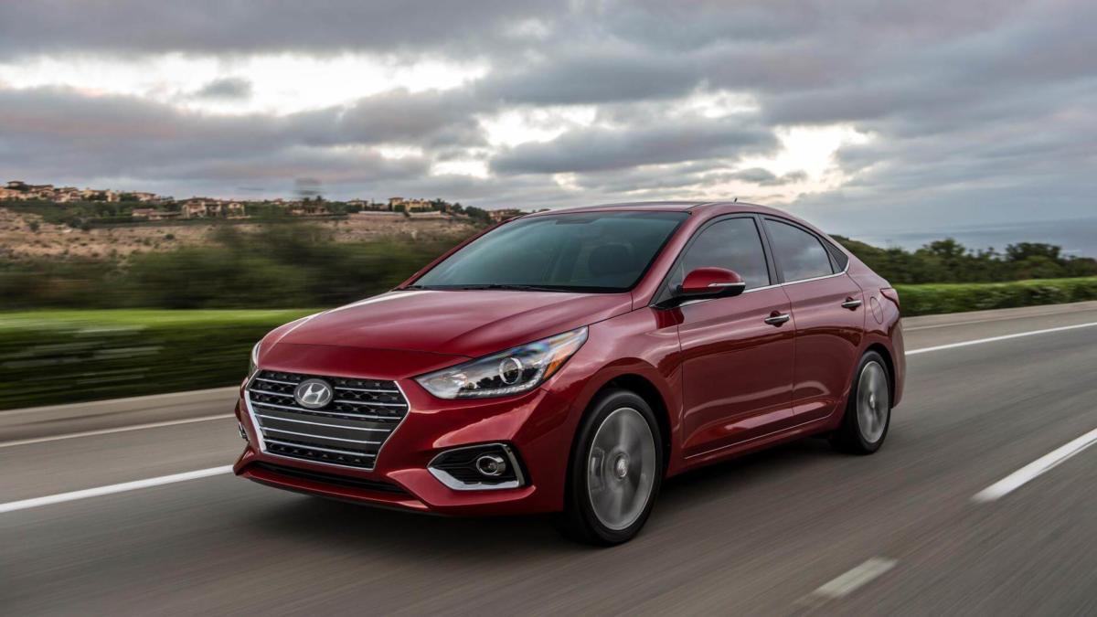 Фото авто Hyundai Accent 5