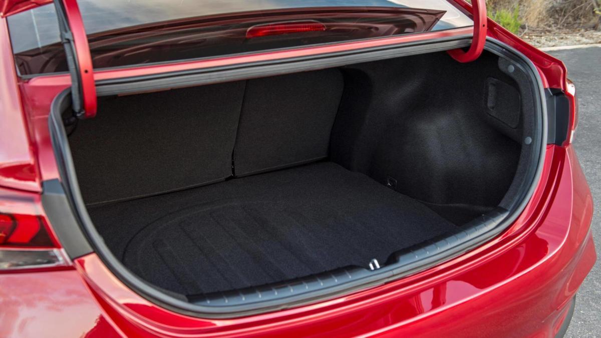 Багажник Hyundai Accent