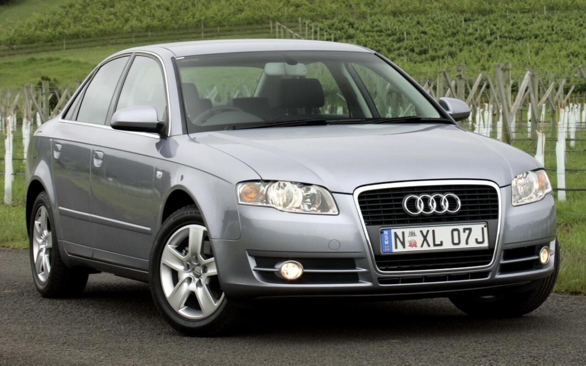 Audi A4 Sedan (B7)