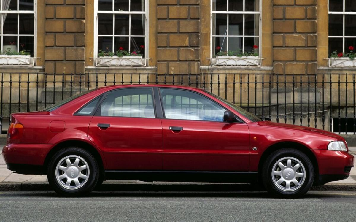 Audi A4 первое поколение