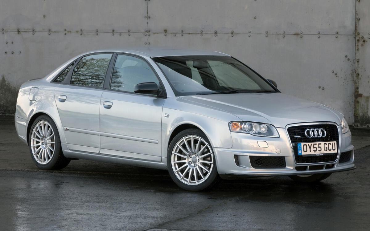 Седан Audi A4 (B7)
