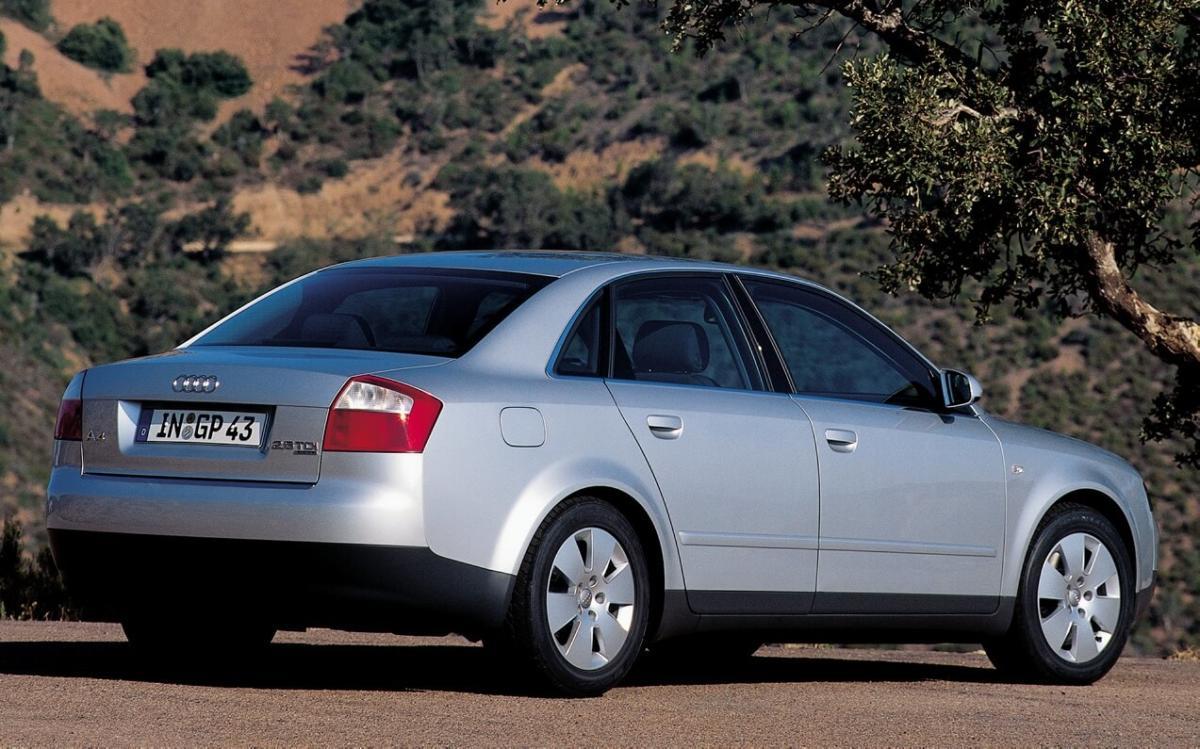 Фото Audi A4 (B6)