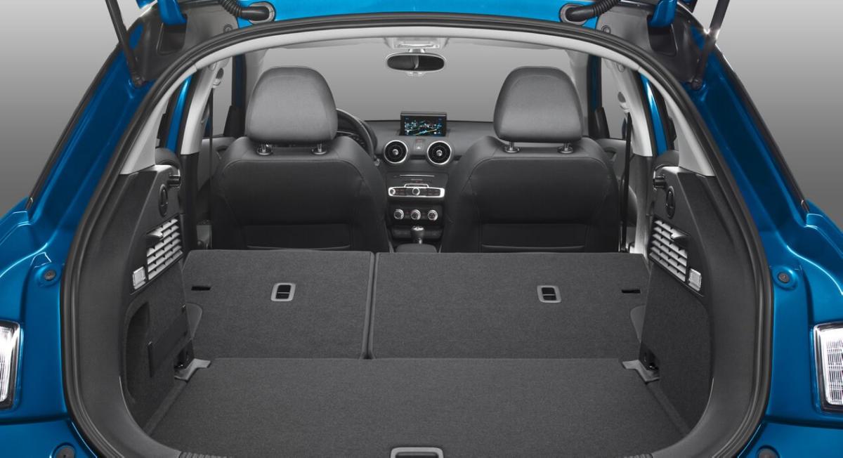 Багажник Audi A1