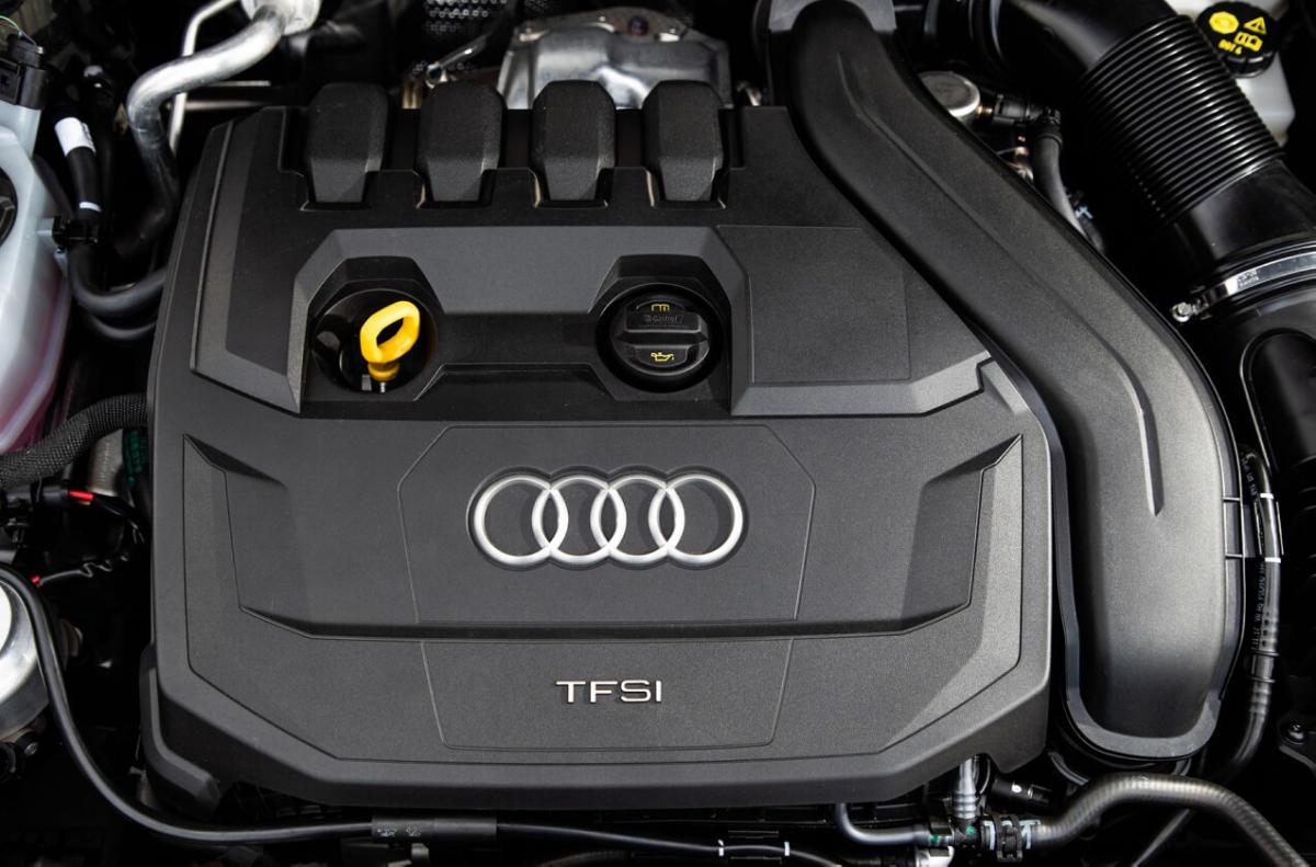 Двигатель Audi A1 GB