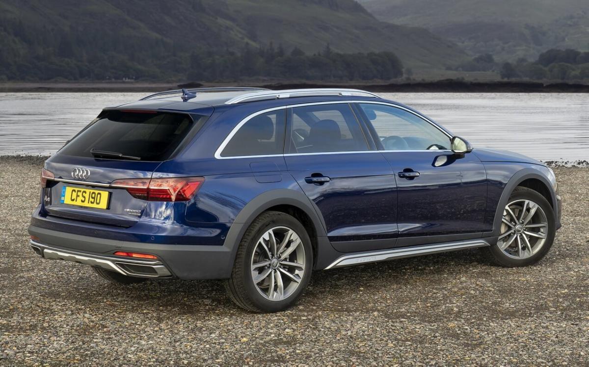 Фото Audi A4 (B9)