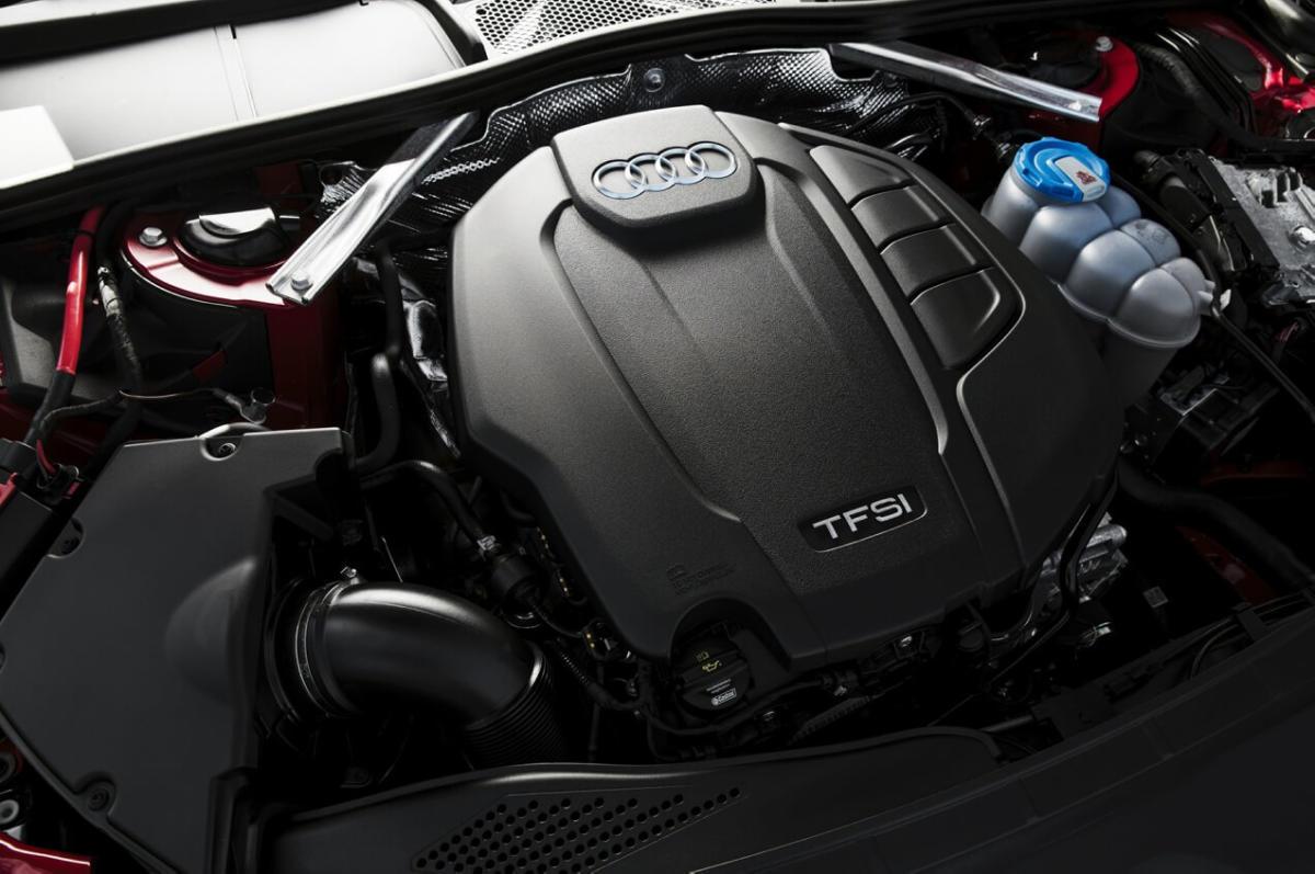 Двигатель Audi A4