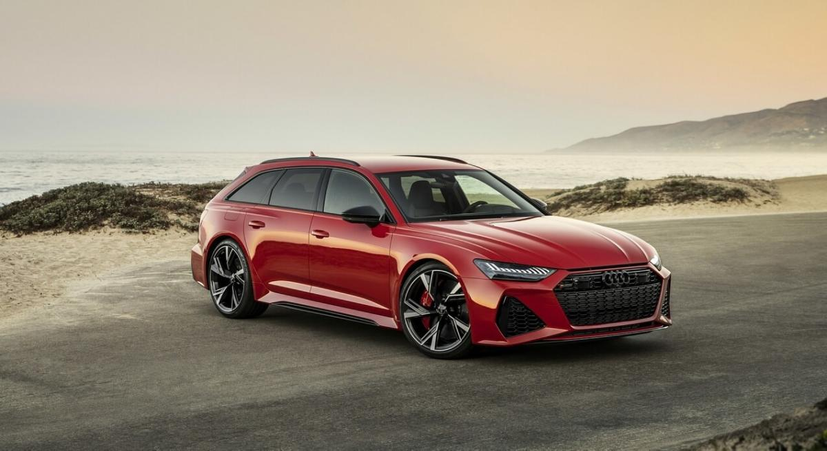 Audi RS6 Avant C8 2019