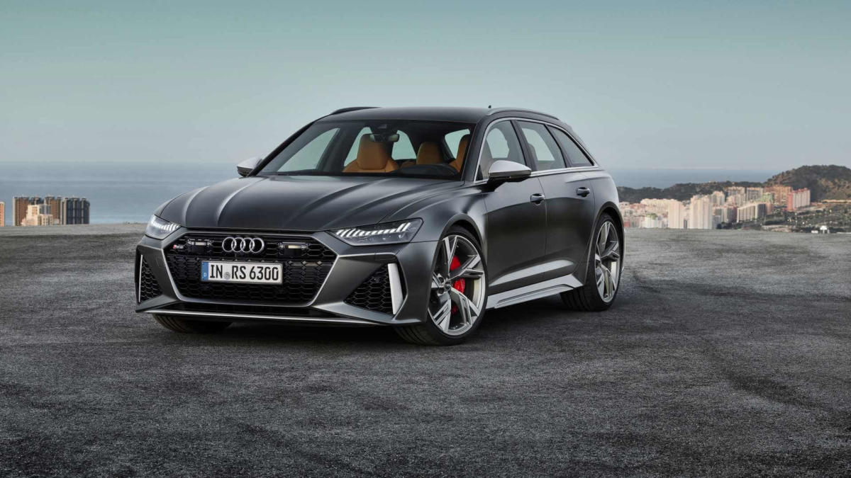 Универсал Audi RS6 Avant