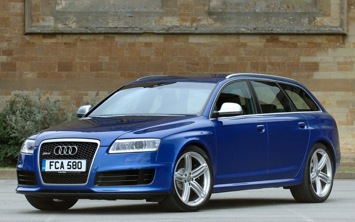 Audi RS 6 Avant (С6)