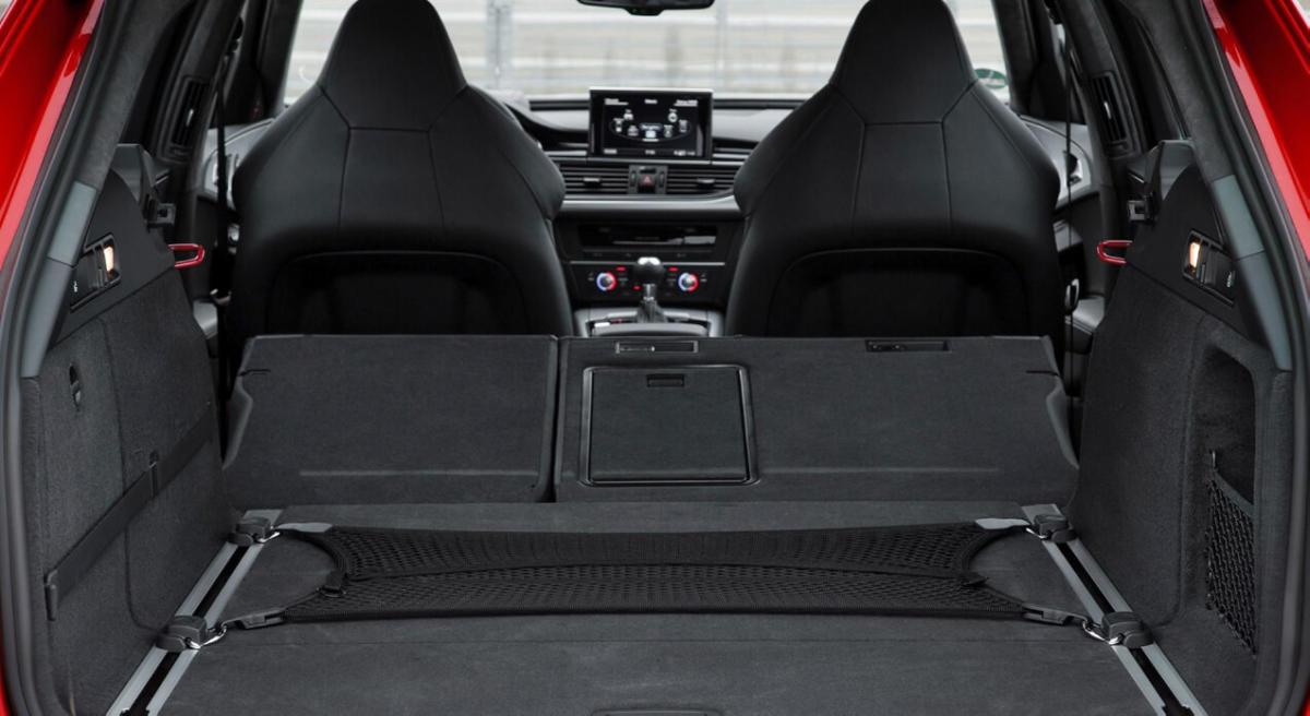 Багажник Audi RS6 Avant C7