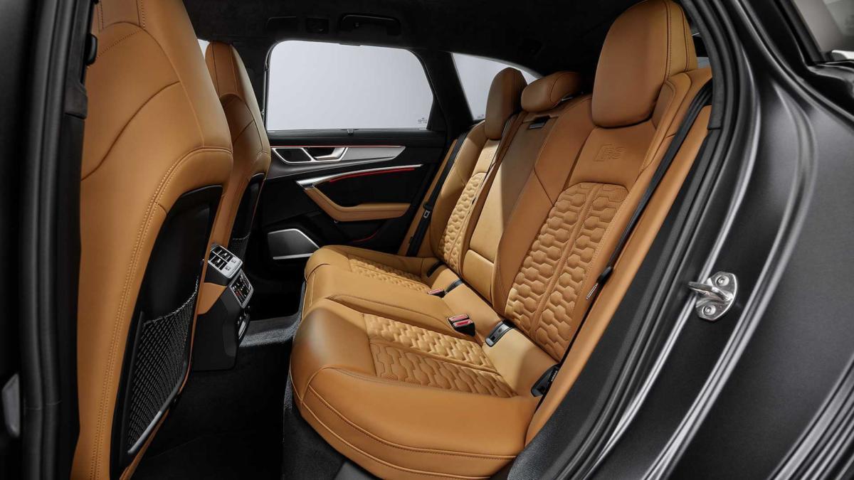 Задний диван Audi RS 6 Avant (C8)