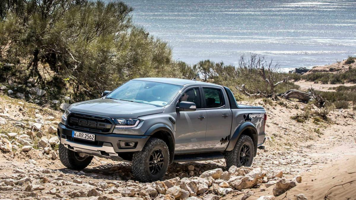 Авто Ford Ranger Raptor