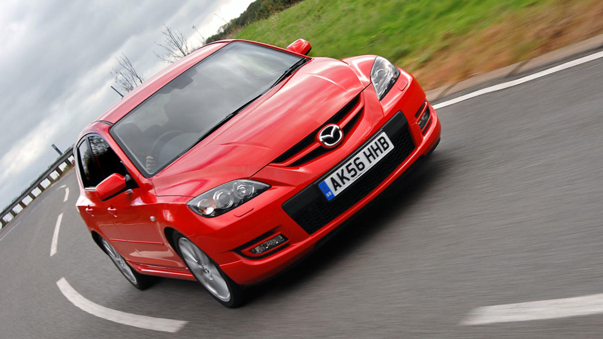 Mazda 3 рестайлинг