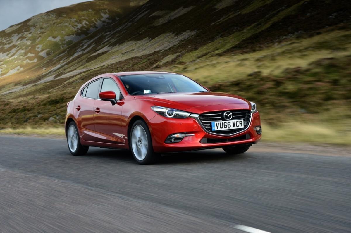Mazda 3 Hatchback (BM)