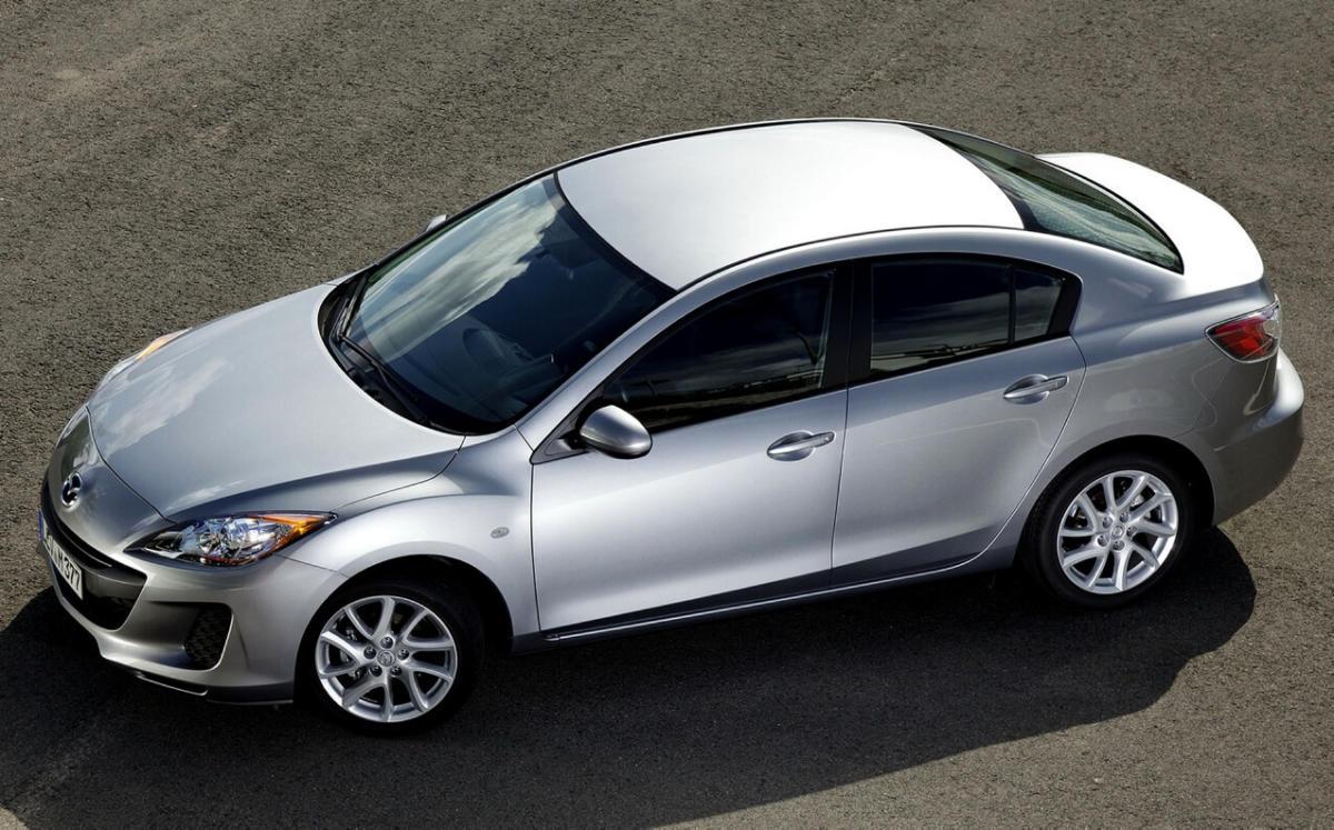 Фото авто Mazda 3