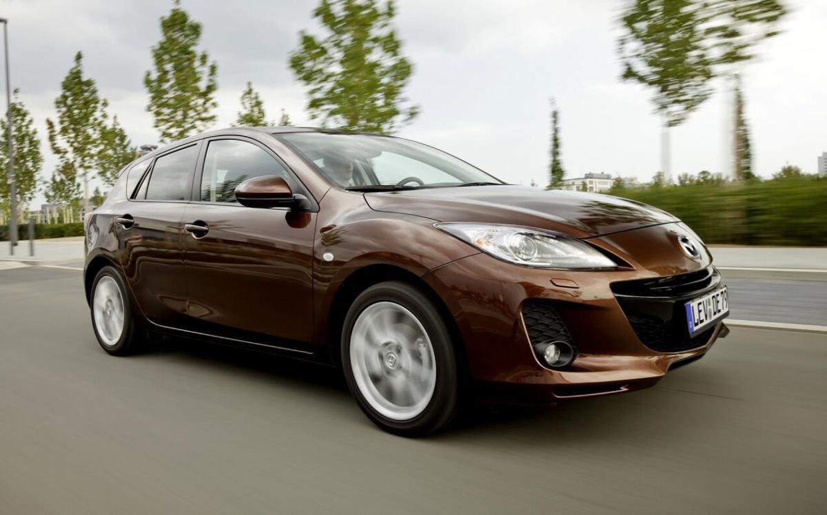 2011 Mazda3 Hatchback