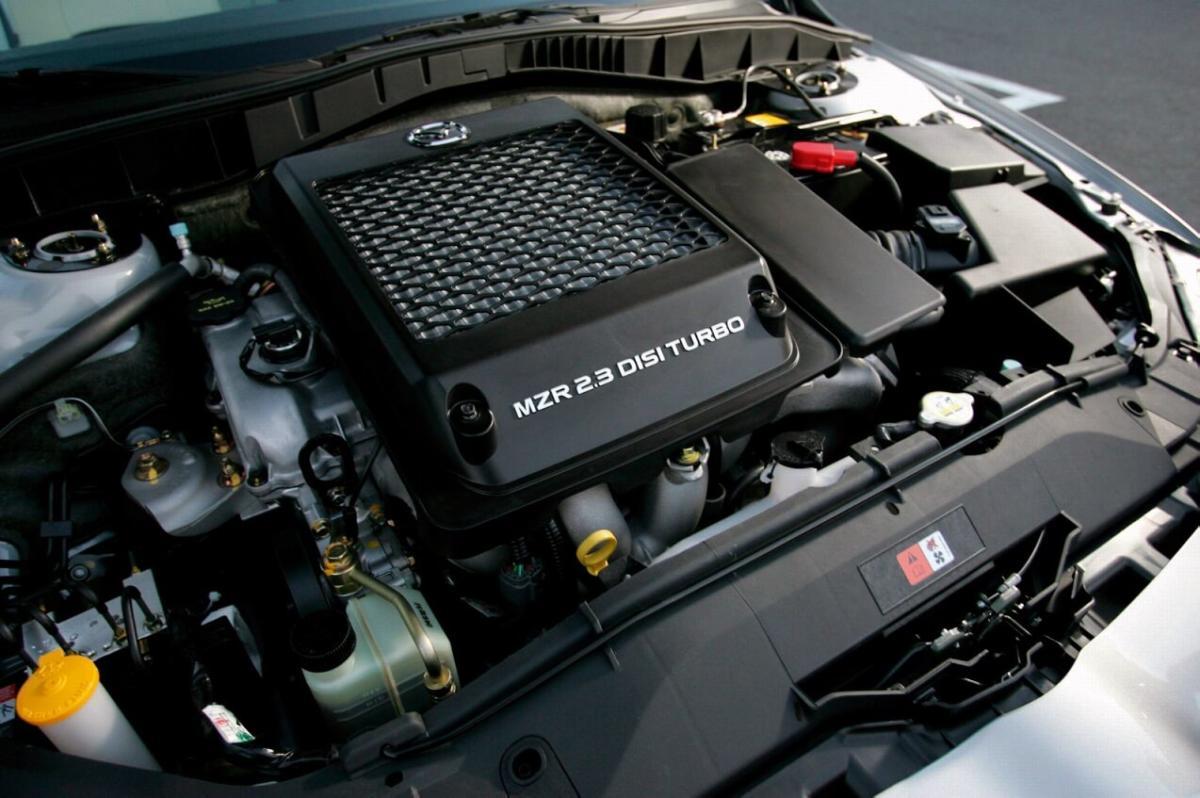 Двигатель Mazda 6 I поколение