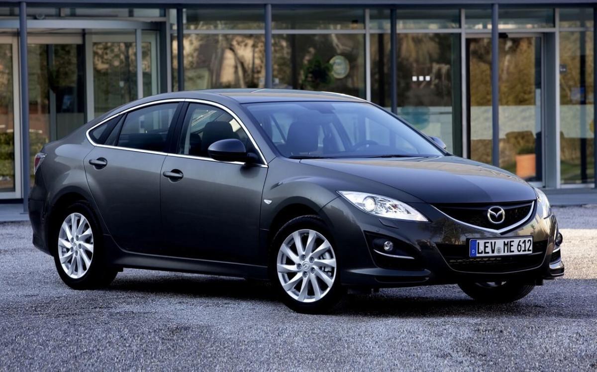 Mazda 6 Hatchback