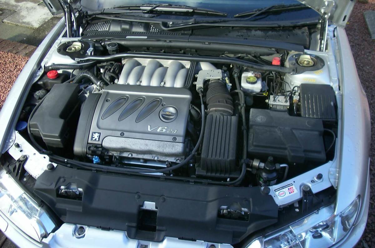 Двигатель Peugeot 406
