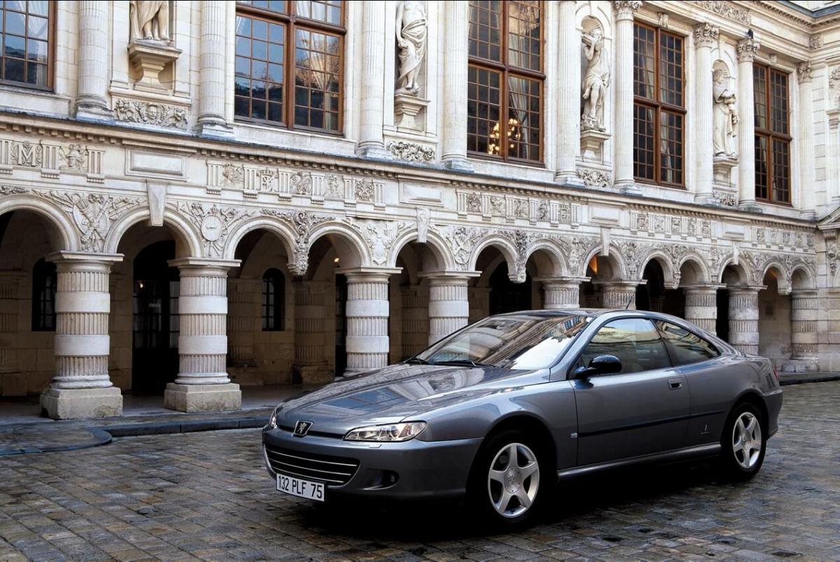 Фото авто Peugeot 406