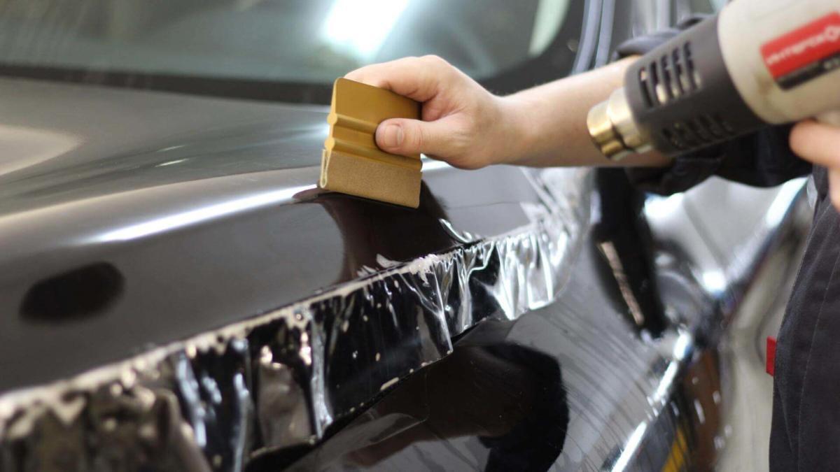 Защитные покрытия для кузова