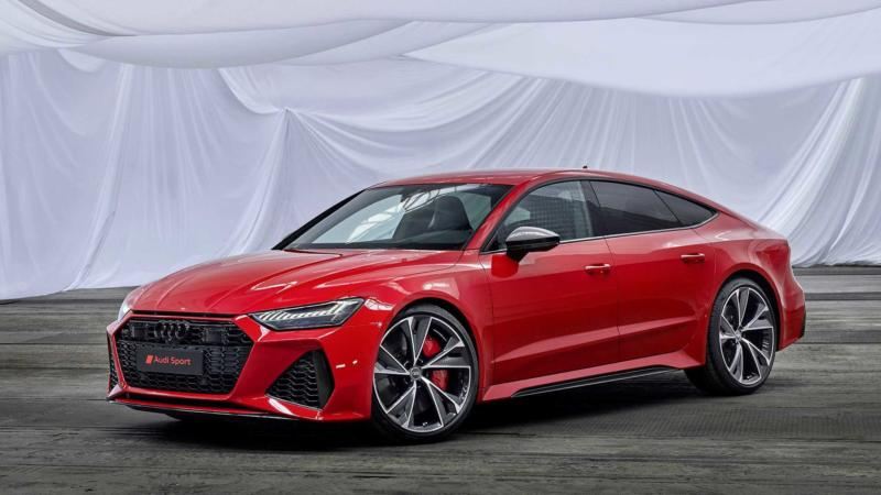 Фото Audi RS 7 Sportback