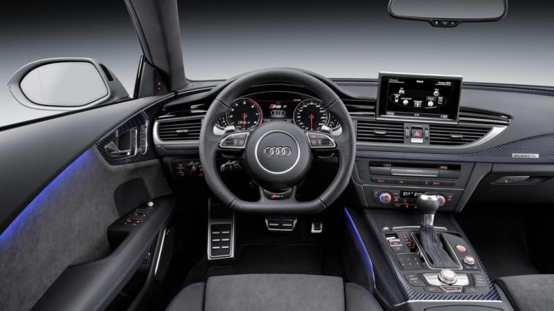 Рулевое колесо Audi RS7