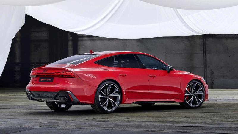 Авто Audi RS 7 Sportback