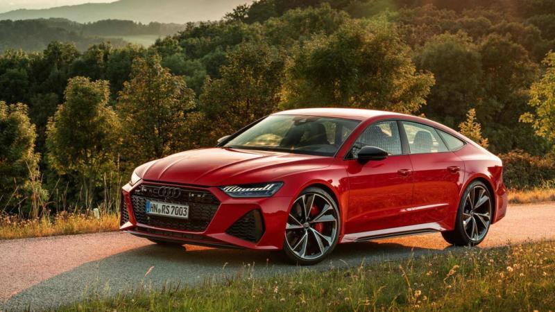 Audi RS7 2019