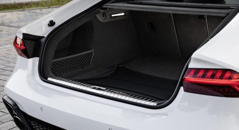 Багажник Audi RS 7 Sportback