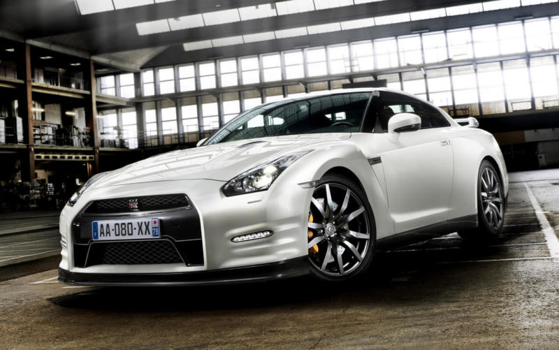 Nissan GT-R Black Edition 2010