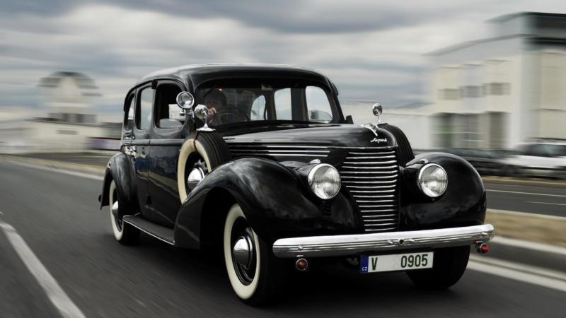 Skoda Superb 1934 года