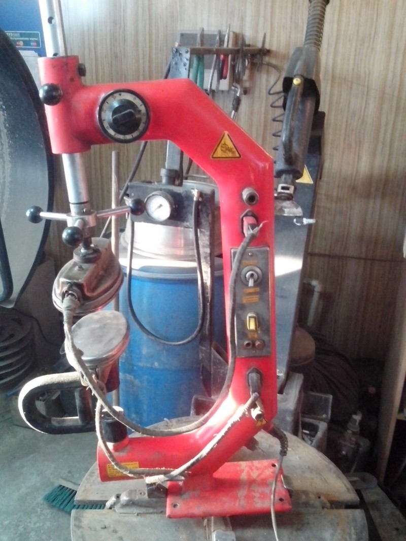 Как выбрать вулканизатор для шиномонтажа?