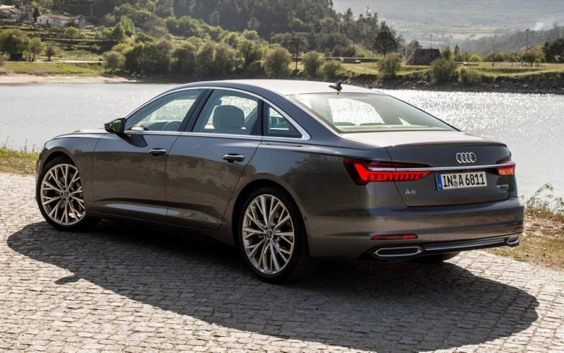 Фото Audi A6 (C8)