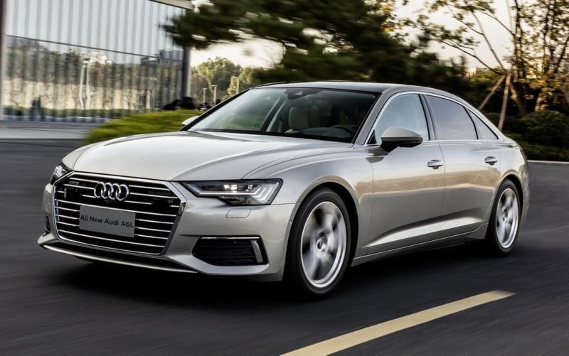 Audi A6 L Sedan