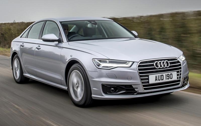 Audi A6 (С7) 2014