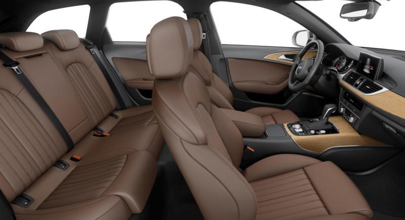 Салон Audi A6 (С7)