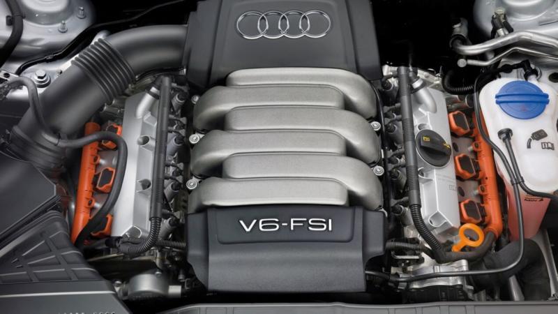 Двигатель Audi A6 (C6)