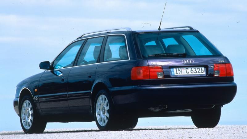 Универсал Audi A6 (C4)