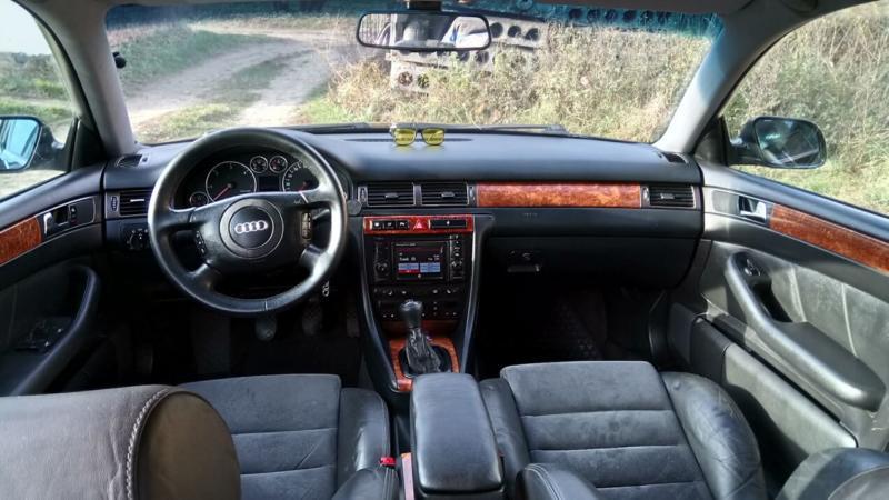 Салон Audi A6 (C5)