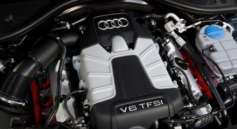 Двигатель Audi A6 (С7)