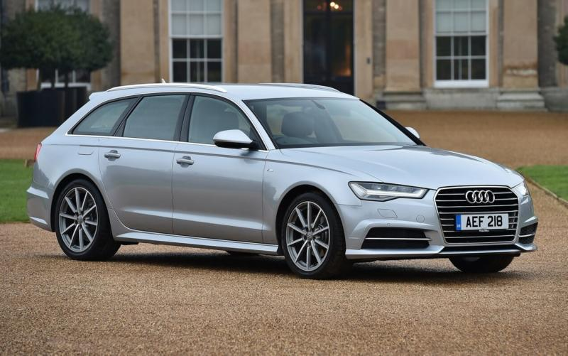 Универсал Audi A6 (С7)
