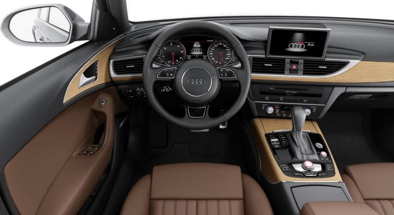 Интерьер Audi A6 (С7)