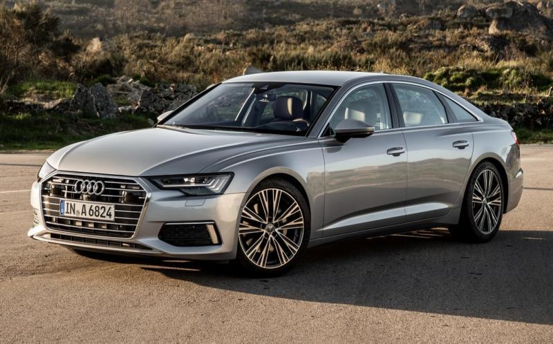 Авто Audi A6 (C8)